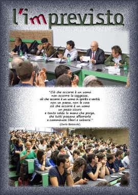 L'imprevisto - Giornalino Maggio 2013 - Maggio 2013