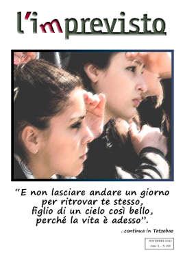 L'imprevisto - Giornalino Novembre 2012 - Novembre 2012