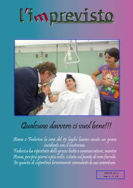 L'imprevisto - Giornalino Agosto 2012 - Agosto 2012