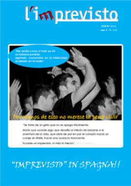 L'imprevisto - Giornalino Marzo 2012 - Marzo 2012