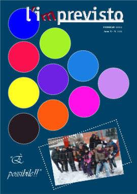 L'imprevisto - Giornalino Febbraio 2012 - Febbraio 2012