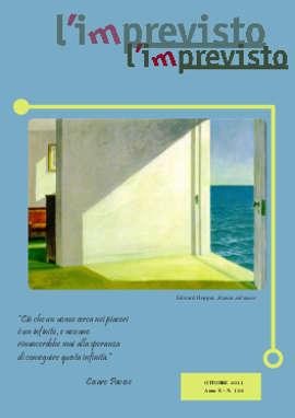 L'imprevisto - Giornalino Ottobre 2011 - Ottobre 2011