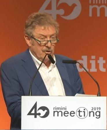 intervento Silvio Cattarina - Meeting 2019 - Europa: tra valori da riscoprire e nuove sfide da affrontare