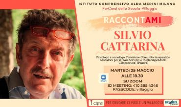 il video di RaccontAMI - Testimoni di vita: incontro con Silvio Cattarina