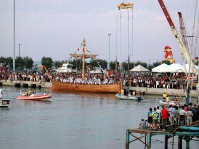 anno 2000 - la nave di Novilara